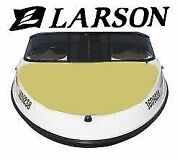 Larson Boat Canvas Lxi 226 Factory Bow Cover 0882864 Linen Sunbrella Taylormade