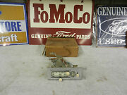 1958 Ford Nos Heater Control With Switch. B8a-18549