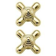 Moen 97562 Polished Brass Replacement Handles Small