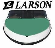 Larson Boat Flyer 176 Factory Bow Cover 0882830a Turquoise Sunbrella Taylormade
