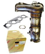 2003-2006 Camry Catalytic Converter 2.4l Ca Emis. W Gaskets Toyota 25051-28180