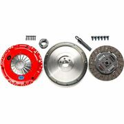 South Bend Stage 3 Daily Clutch For Vw Golf Iv 1.9t Tdi 2000-2006 K70316f-ss-o