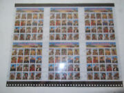 Us 2869a-t @ 1994 Mnh - Legends Of The West Sheet Of 120 Signed 589/5000
