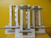 Pri Automation Bm22462l04 Horizontal Transfer Frame Lot Of 3 Missing Parts As-is