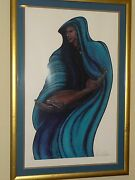 African American Art Collection By Charles Bibbs
