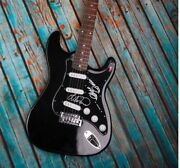 Gfa The Runaways Lita Ford And Cherie Currie Signed Electric Guitar R3 Coa