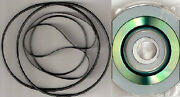 Sony Tc-458 Reel-to-reel Belts +free Shipping With Or Without .pdf Manual On Cd
