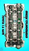 Toyota Celica Corolla 1.6 4afe Dohc Cylinder Head Rebuilt No Core Required