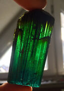 Tourmaline Crystal Collectible / Contact Strip---worth Seeing