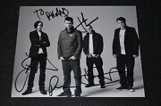 Good Charlotte Signed Autogramm 20x25 Cm In Person