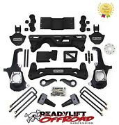 2011-2018 Chevrolet Gmc 2500hd 3500hd Readylift 7-8 Suspension Lift Kit For 2wd