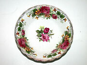 Vintage Exclusive To The Throne Princess House Fine Ironstone England Bowl