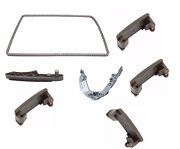 New Bmw E38 740i Iwis Lower Engine Timing Chain + Genuine Guides Kit
