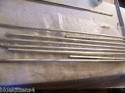 1970 Fleetwood Door And Fender Top Edge Trim Molding Used Left And Right Gm Part