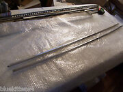 1970 Fleetwood Roof Edge Gutter Edge Trim Molding Used Left And Right Gm Part