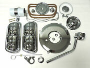 Vw Bug Type 1 And 2 Super Chrome Deluxe Engine Kit Empi 8742