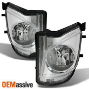 Fits 2006-2010 Lexus Is250 Is350 Clear Fog Lights Lamps Replacement Pair Set 07