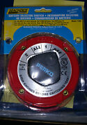 Perko Battery Selector Switch Dual Position 8501 Dual Batteries Marine
