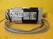 Parker Compumotor Ts42b-dknps 1.8anddeg Step Motor Used Working