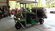 Cushman Jr Turf Truckster Parting Out Front Shocks Only