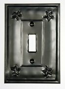 Tin Switch Plate/outlet Covers W/ Stars - Many Configurations To Choose From