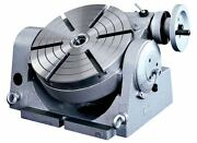 12 Precision Tilting Rotary Table