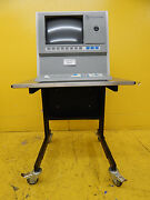 Mrc Materials Research Corp A120024 Sputtering System Remote Stand Rev. C Used