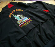 Bethpage Black Jacket 02 Us Open Collectors Players Twin Towers Jacket Mens Xl