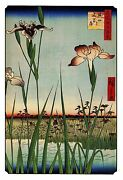 Traditional Japanese Woodblock Wall Art Prints Easy To Frame 11×16 Series 2