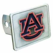 Auburn Tigers Trailer Hitch Receiver Cover Heavy Duty Metal Class Ii And Iii