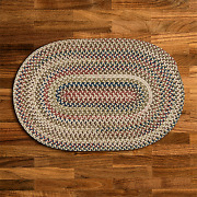 Cedar Cove Natural Braided Area Rug By Colonial Mills. Many Sizes Braided Rugs