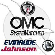 Johnson Evinrude And Omc Sterndrive Coil Housing And Lead Assembly 0382366 382366
