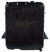 New Oe Type Radiator For Triumph Tr250 Tr6 1969-1974 Best Quality Made In Uk