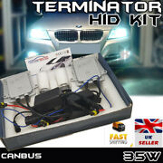 New Canbus Grounder Hid Xenon Conversion Slim Kit H7 H1 H3 Hb4 H11 H8 Uk Stock