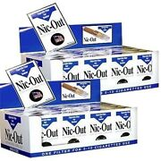 40 Packs Nic Out Wholesale Cigarette Filters Fiter Out Tar And Nic - Free Shipping