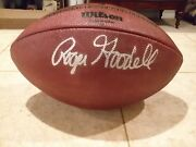 Roger Goodell Autographed Game Used Ball Issued To Sd Chargers Psa/dna Qb Ball