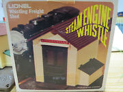 Lionel Whistling Freight Shed Animated Layout Accessory , 6-2126 , Good C-6