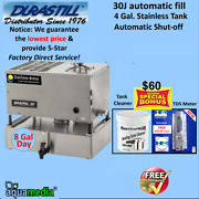 Durastill 8 G/day Automatic Water Distiller With 4 Gal Tank Please Check First