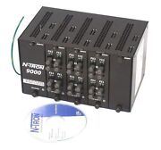 New N-tron 9000bp 4 Slot Chassis W/ 9000cpu 3 9004fx 9000fp Modules