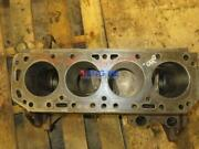 Ford / Newholland Fo 172 Engine Block Good Used D3jl6015j Bores A Little Rough