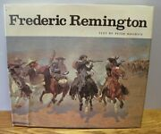 1973 Frederic Remington Written By Peter Hassrick Illustrated Hardcover Book