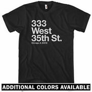 Chicago Baseball Stadium South Side T-shirt - White Sox The Cell Il - Men S-4xl