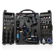 Sgs 71pcs Air Tool Kit - Impact Wrench Die Hammer Ratchet And Grinder