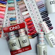 Dnd Daisy Duo Gel Nail Polish - Choose Any 10,20,30,40,50 Colors Of Your Choice