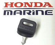 Replacement Honda 4 Stroke Outboard Motor Spare Boat Ignition Key 2008 And Newer
