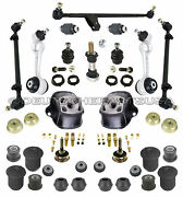 Mercedes W126 Control Arm Arms Ball Joint Track Rod Motor Mounts Suspension Kit