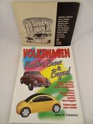 Volkswagen Beetles, Buses And Beyond Book Plus Vw Funny Book Compliments Of Dealer
