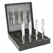 Beatles Liverpool Limited Edition Pen Gift Set New Factory Sealedfree Shipping