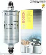 Bosch 0450905021 An-8 Jic -08 High Performance Fuel Filter 8 Micron In Black
