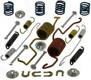 Rr Drum Hardware Kit Acdelco Professional/gold 18k1776